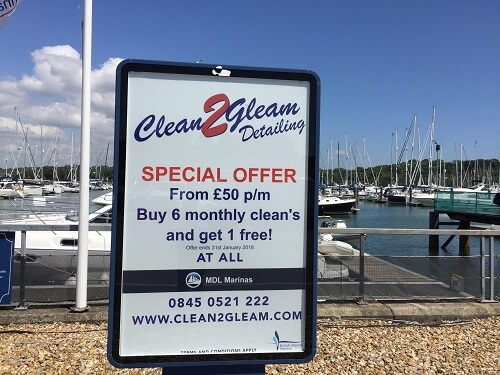 special offer for CleanToGleam