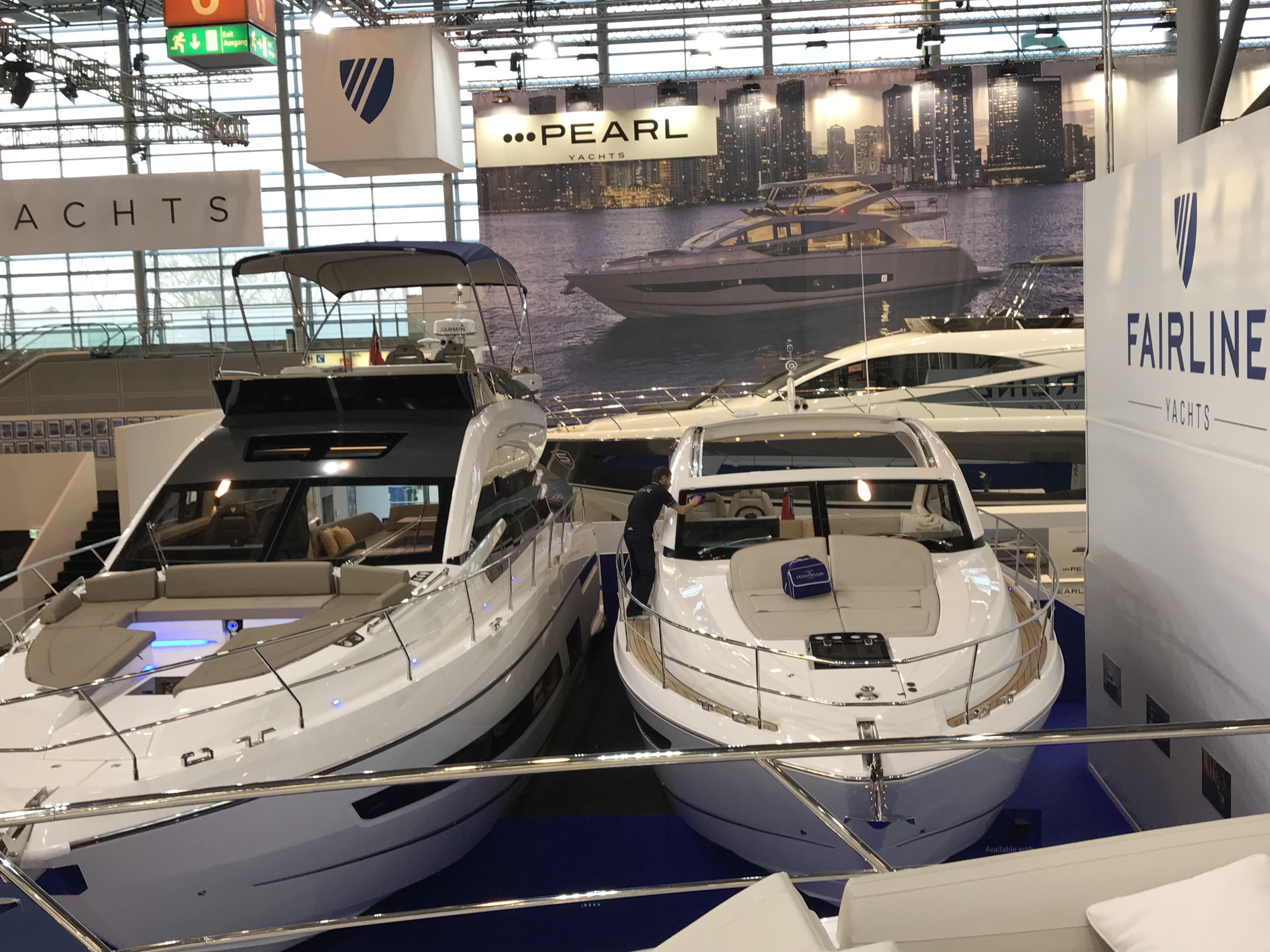 German Boat Show - CleanToGleam